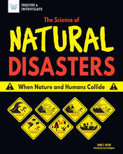 Homepage the science of natural disasters