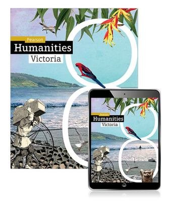 Pearson Humanities Victoria 8 Student Book with EBook and Lightbook Starter