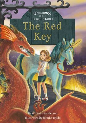 The Red Key (#4 Unicorns of the Secret Stable)