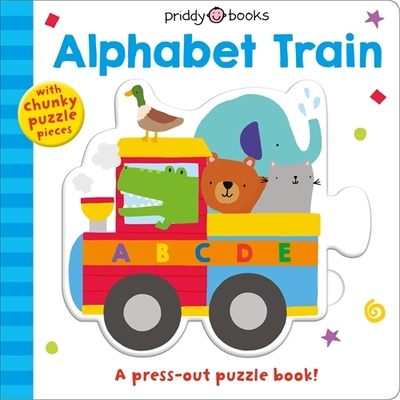 Alphabet Train (Puzzle and Play)