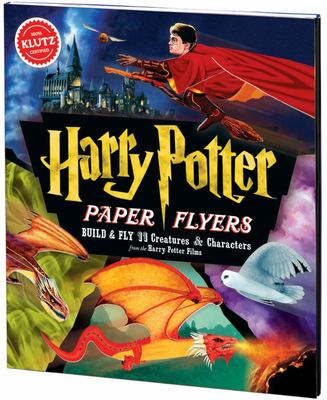Harry Potter Paper Flyers (Klutz)