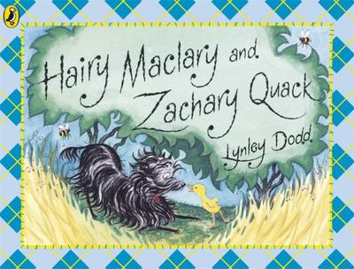 Hairy Maclary and Zachary Quack (PB)