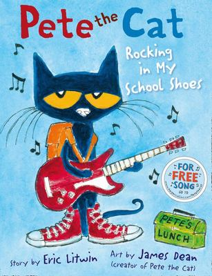 Pete the Cat Rocking in My School Shoes (#2)