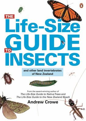 The Life-Size Guide to Insects: and Other Land Invertebrates of New Zealand