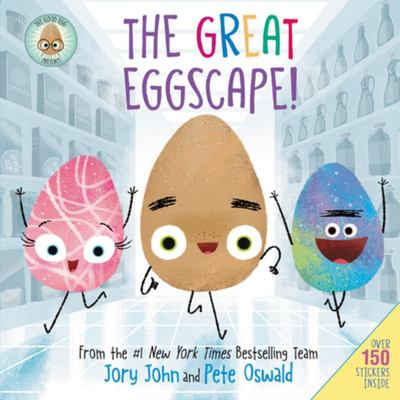 The Great Eggscape (The Good Egg Presents)