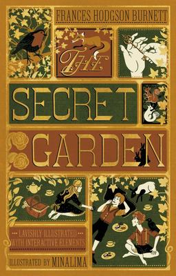 The Secret Garden (Minalima Classics)