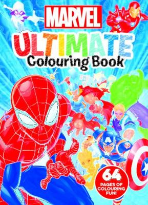 Marvel - Ultimate Colouring Book