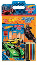 Hot Wheels Activity Bag