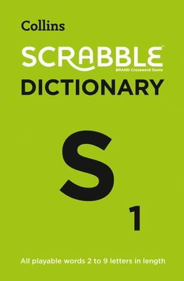 Collins Scrabble Dictionary 5th Edition