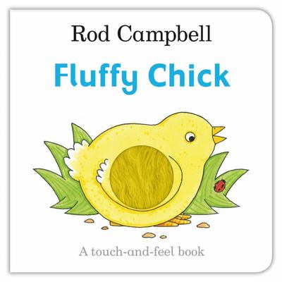 Fluffy Chick (Touch & Feel)