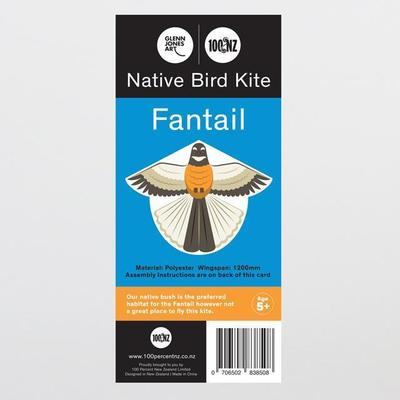 Native Bird Kites - Fantail