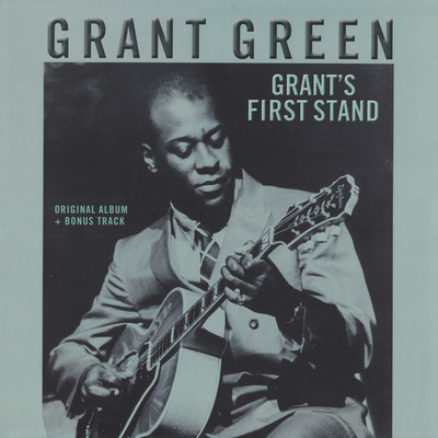 Grants First Stand - Grant Green