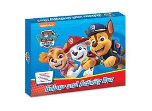 Paw Patrol Colour and Activity Box