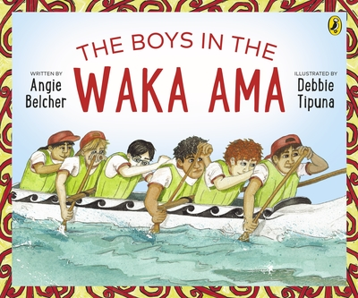 The Boys in the Waka Ama