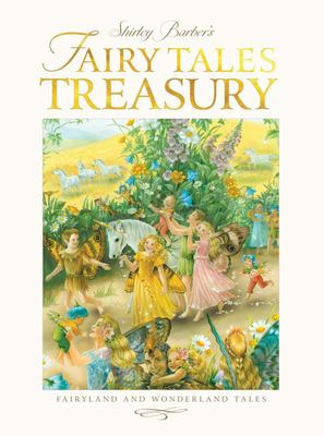 Shirley Barbers Fairytale Treasury Lenticular