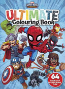 Marvel - Super Hero Adventures Ultimate Colouring Book