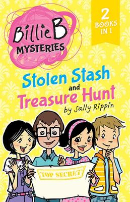 Stolen Stash & Treasure Hunt (Billie B Mysteries)