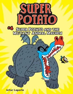 Super Potato and the Mutant Animal Mayhem (#4)