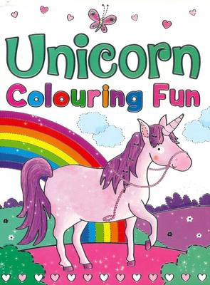 Unicorn Colouring Fun
