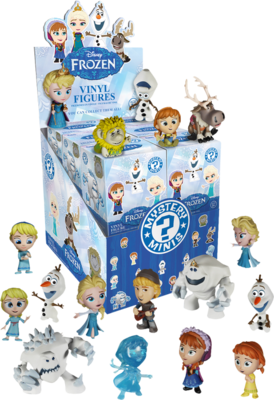 Frozen Mystery Mini Pop Vinyl Figure
