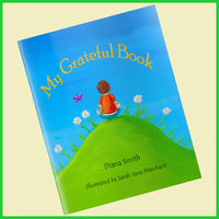 Homepage grateful book web product
