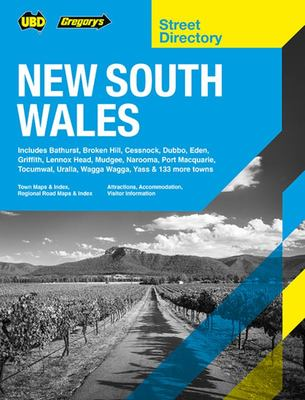 New South Wales Street Directory 20th Ed