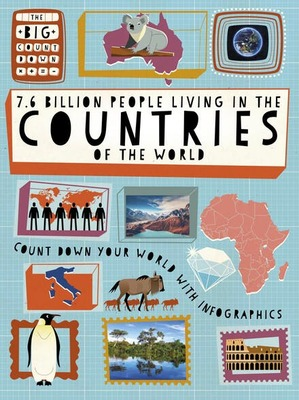 7. 6 Billion People Living in the Countries of the World (The Big Countdown)