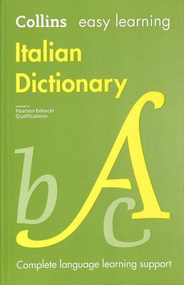 Collins Easy Learning Italian Dictionary 5th Ed
