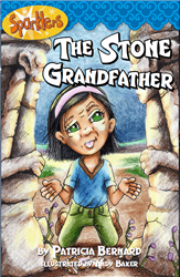 Large the stone grandfather