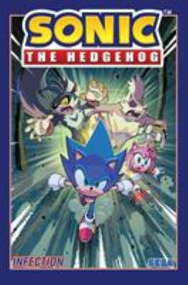 Sonic the Hedgehog, Vol 4: Infection