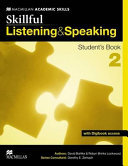 Skillful 2e Level 2 (Intermediate) Listening and Speaking Student Book