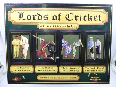 Lords of Cricket (2006)