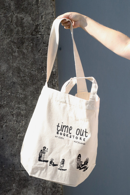 Sturdy Time Out Tote Bag