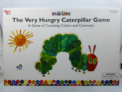 The Very Hungry Caterpillar Game (2008)