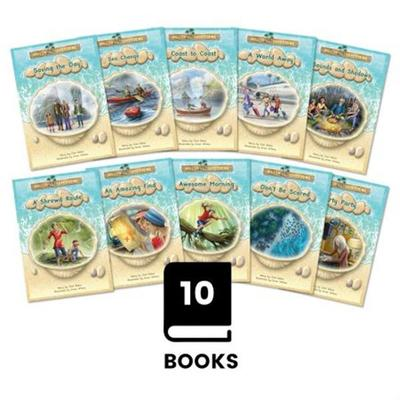 IS1 Island Adventure Series (10 books)