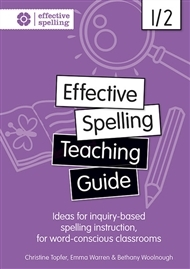 Effective Spelling Teaching Guide 1-2