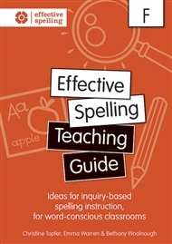 Large effective spelling teaching guide foundation