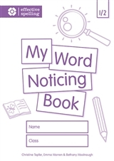 My Word Noticing Book 1-2