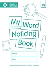 My Word Noticing Book 3-4