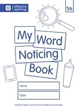 My Word Noticing Book 5-6