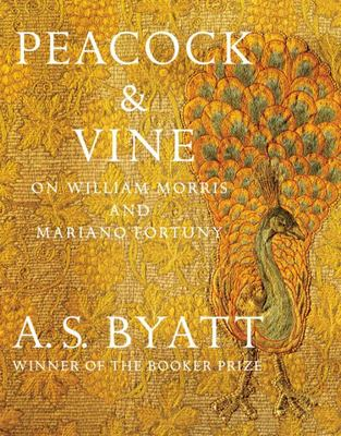 Peacock and Vine - On William Morris and Mariano Fortuny