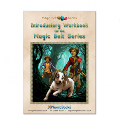 MB2 Introductory Workbooks for the Magic Belt Series