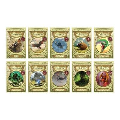 TG1-10 Talisman Card Games Sets 1-10