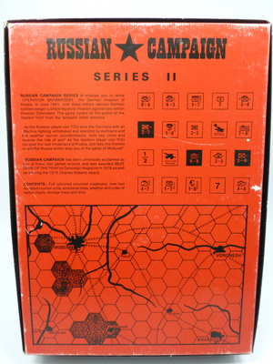 The Russian Campaign: Series II (1985)