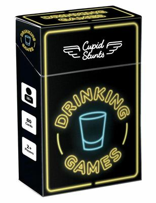 Cupid Stunt Cards - the Drinking Games Edition - More Than 70 Games and Dares to Get a Party Going