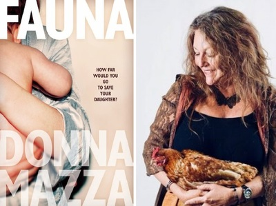 Fauna - Donna Mazza in conversation, Wednesday 4th March 6.15pm for 6.30pm