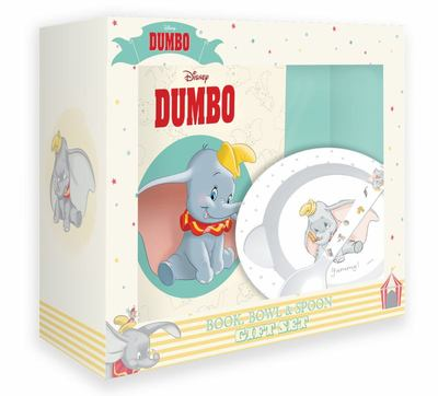 Dumbo: Book, Bowl and Spoon Gift Set (Disney)