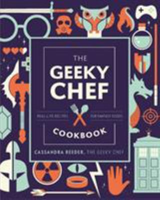 The Geeky Chef Cookbook (Gift Edition)