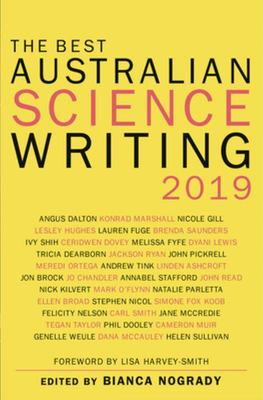 The Best Australian Science Writing 2019