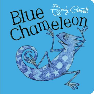 Blue Chameleon (Board)